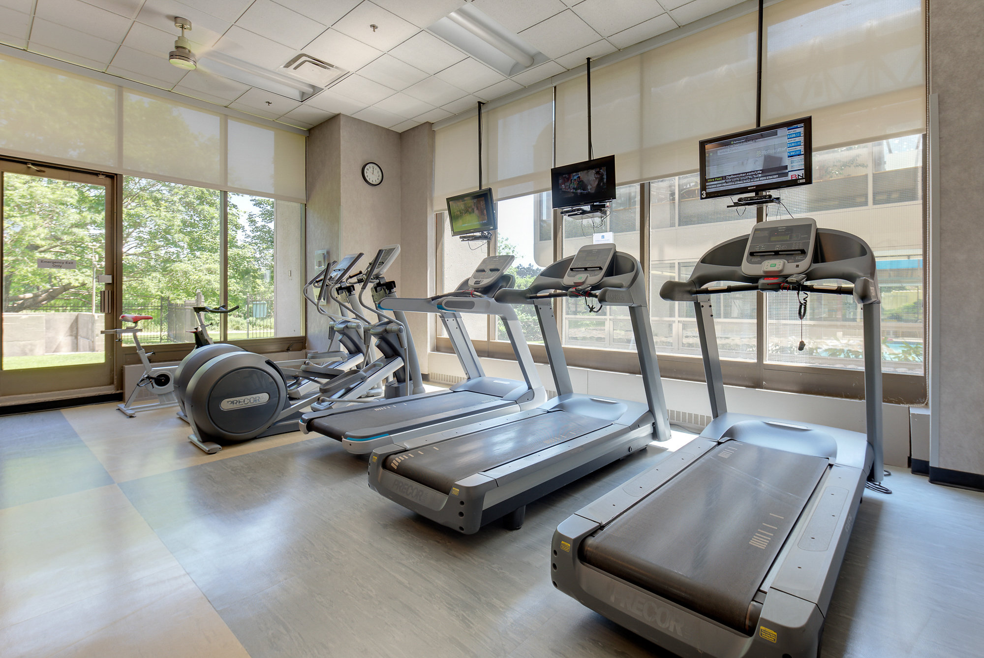 Fitness Centre & Aerobics Room