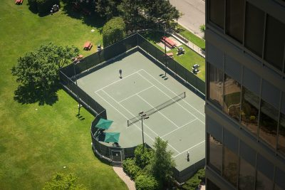 Palace Pier Tennis Court